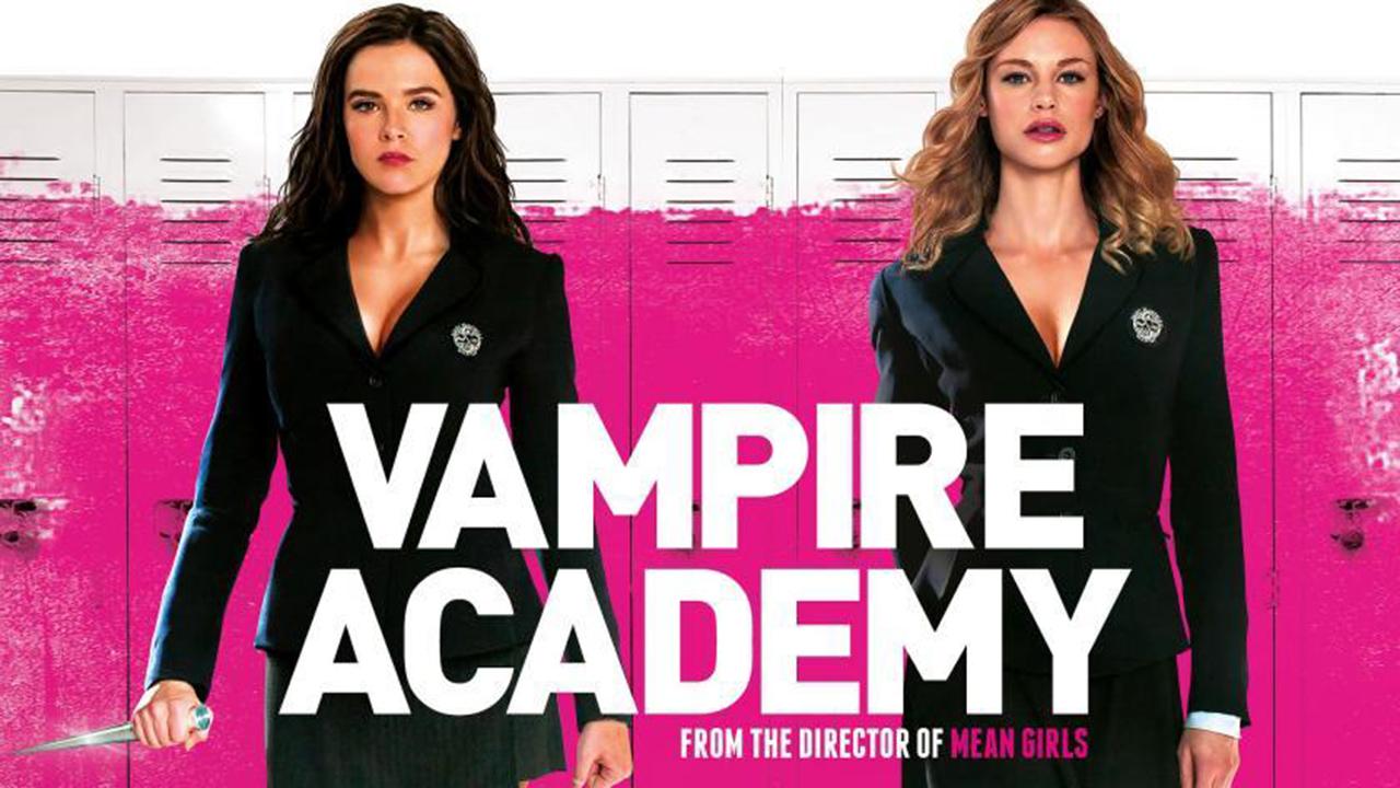 Vampire Academy, la película