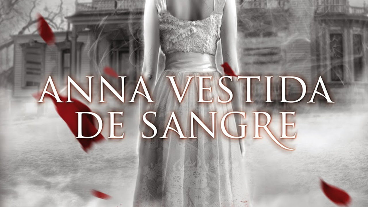Anna vestida de sangre, de Kendare Blake