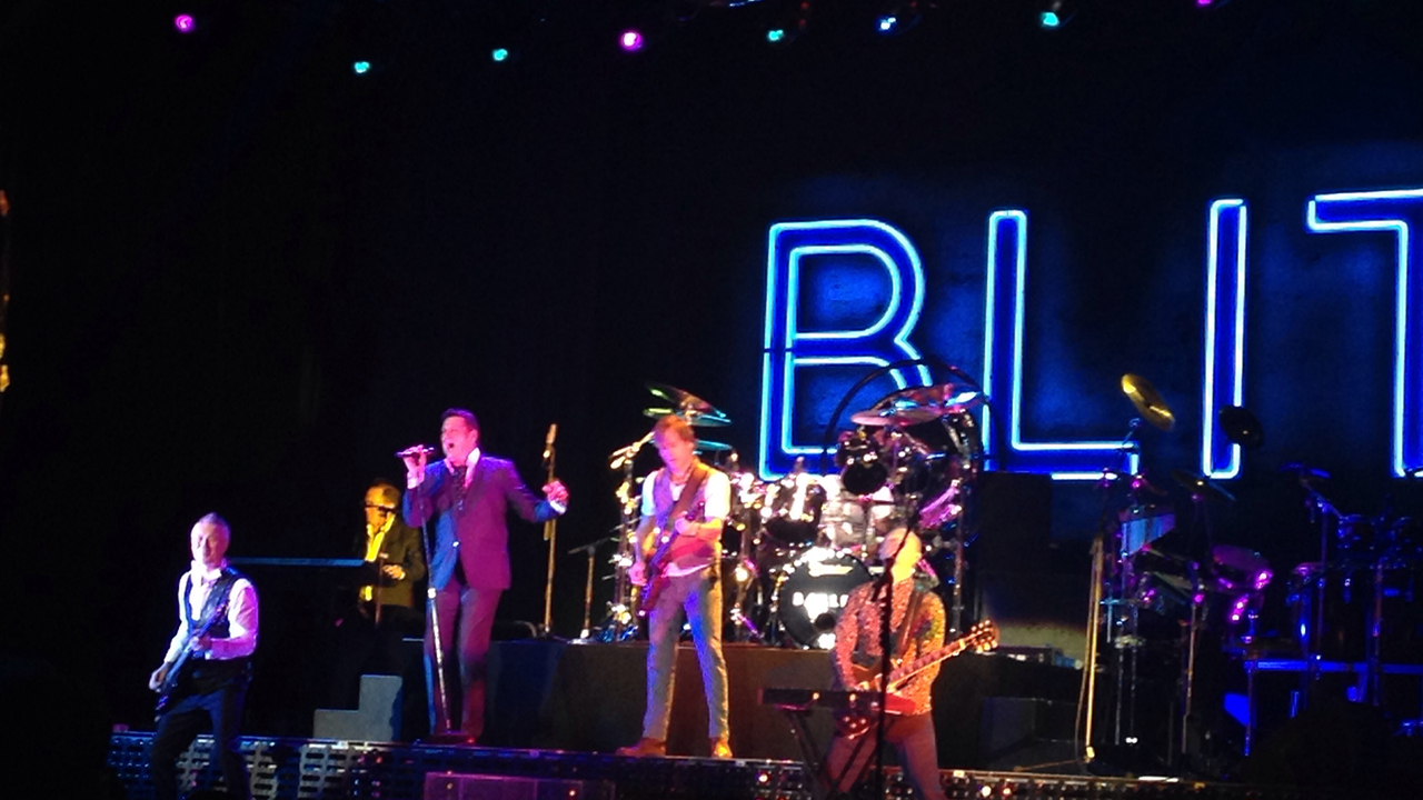 Spandau Ballet. From Blitz to O2