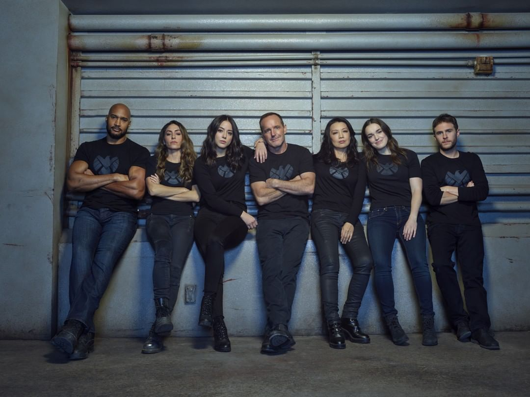 Se acaba Agents of SHIELD