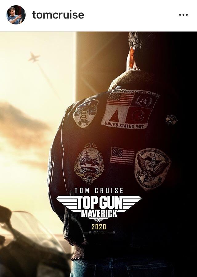 Primera imagen de Top Gun