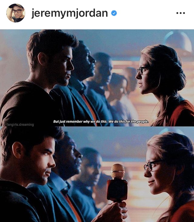 Winn vuelve a Supergirl