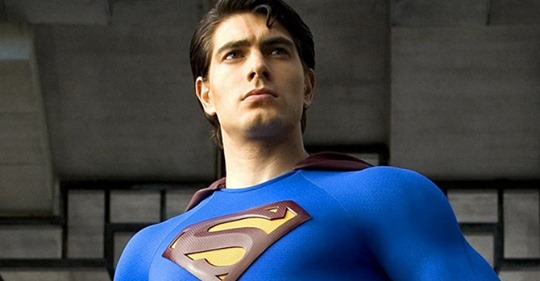 Brandon Routh vuelve a ser Superman